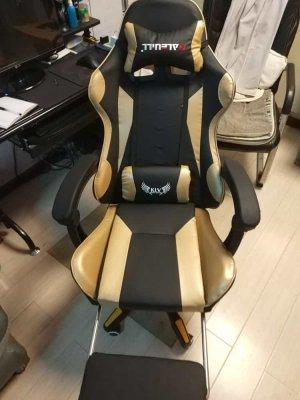 รีวิวเก้าอี้เกมมิ่ง-สีทอง-11-min