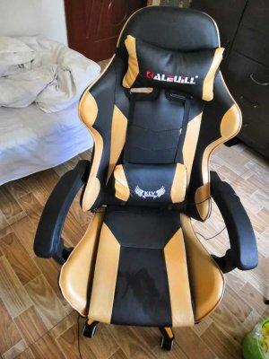 รีวิวเก้าอี้เกมมิ่ง-สีทอง-8-min