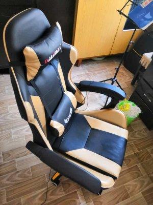 รีวิวเก้าอี้เกมมิ่ง-สีทอง-9-min