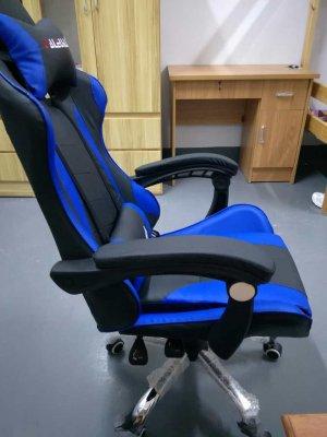 รีวิวเก้าอี้เกมมิ่ง-สีน้ำเงิน-11-min