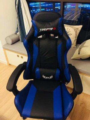 รีวิวเก้าอี้เกมมิ่ง-สีน้ำเงิน-6-min