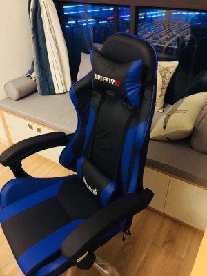 รีวิวเก้าอี้เกมมิ่ง-สีน้ำเงิน-7-min