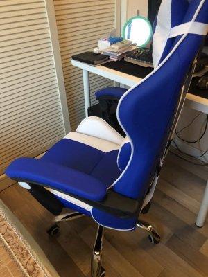 รีวิวเก้าอี้เกมมิ่ง-สีฟ้า-2-min