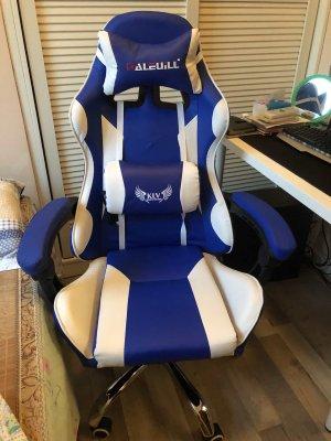 รีวิวเก้าอี้เกมมิ่ง-สีฟ้า-4-min
