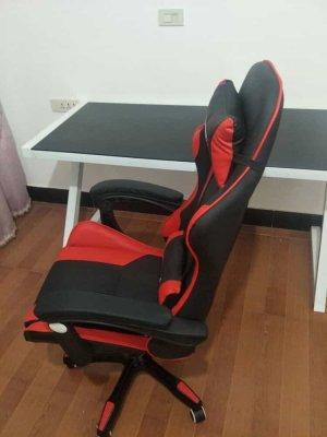 รีวิว เก้าอี้เกมมิ่ง สีแดง 2